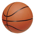 Basketballs - Economy Rubber