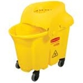 Mop Bucket with Wringer, No Handle