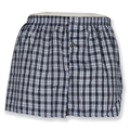 Men's Boxer Shorts - Checkered