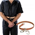 Leather Transport Belt