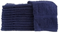 "4lbs, 20"" x 40"" Navy Bath Towel"