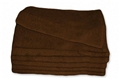 "1lb, 12"" x 12"" - Brown Washcloth"