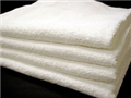 "6lbs, 22"" x 44"" - White Bath Towel"