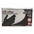 GlovePlus Black Industrial Nitrile Gloves