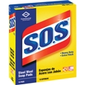 S.O.S - Institutional Steel Wool Soap Pads