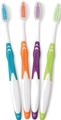 Freshmint Adult Rubbergrip Toothbrush