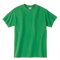 Mens T-Shirts - Colored 1st Quality, 50/50 Blend