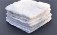 "1lb, 12"" x 12"" - White Washcloth"